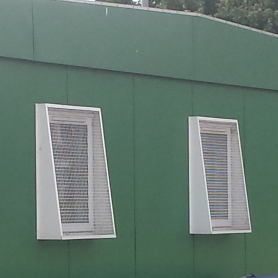 Window Security Mesh