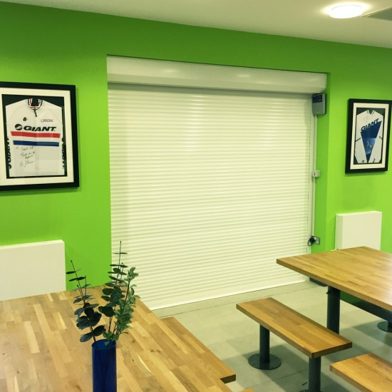 Compact Security Roller Shutters