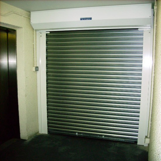 Metal Security Roller Shutters