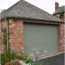 SeceuroGlide LT Roller Garage Door