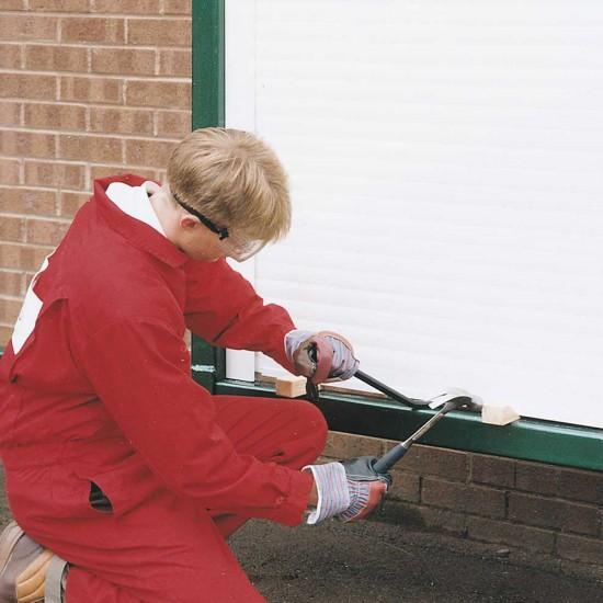 SeceuroGlide Excel Roller Garage Doors - LPS1175 Security Level 1