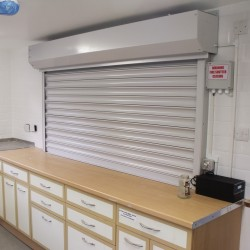 Compact Fire Rated Roller Shutter