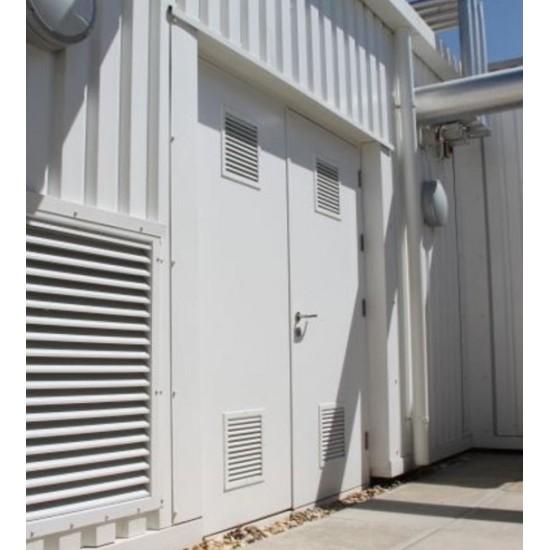 Steel Fire Door - Rated 1-6hrs