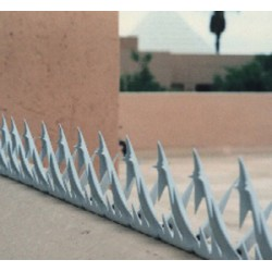 Fixed Security Spikes