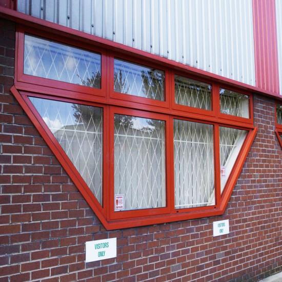 Diamond Window Security Grilles