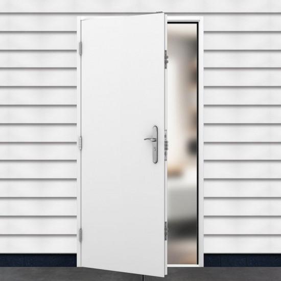 Budget Entry Door