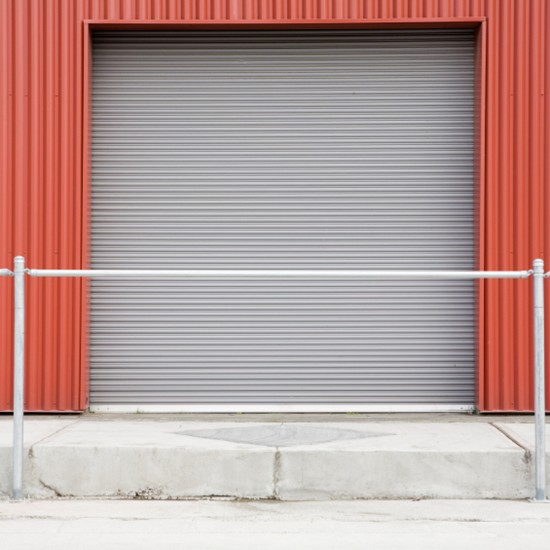 Commercial Metal Shutters