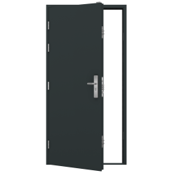 Medium Security Entry Door