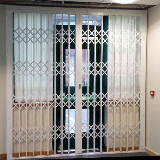 Insurance Approved - Level 2 Security Grille