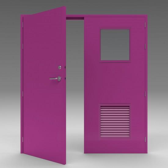 LPS 1175 SR2 Steel Doors