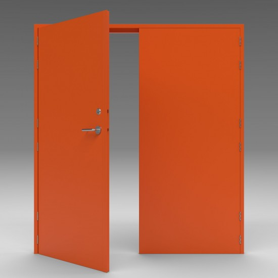 LPS 1175 SR3 Steel Doors
