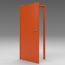 LPS 1175 SR3 Steel Doors