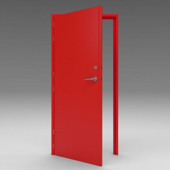 LPS 1175 SR4 Steel Doors