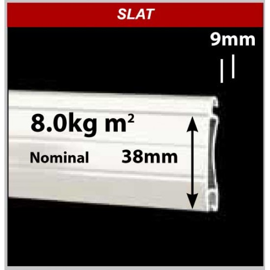 40mm High Security Solid