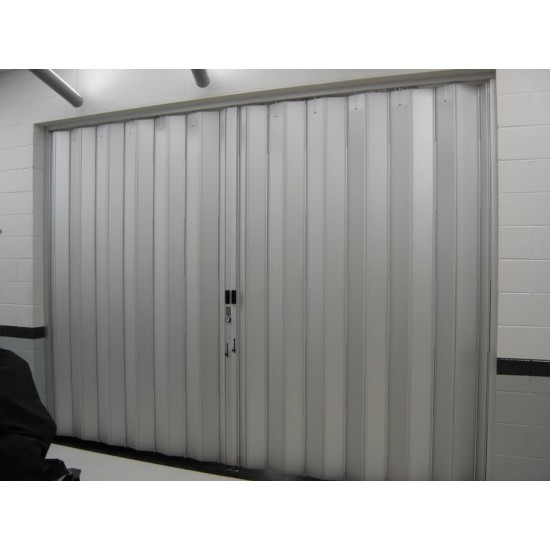 Solid Internal Sliding Security Shutters