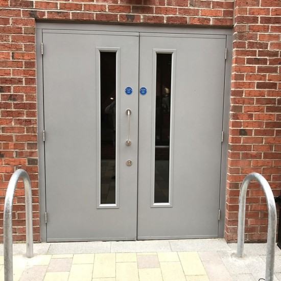 Personnel Steel Doors