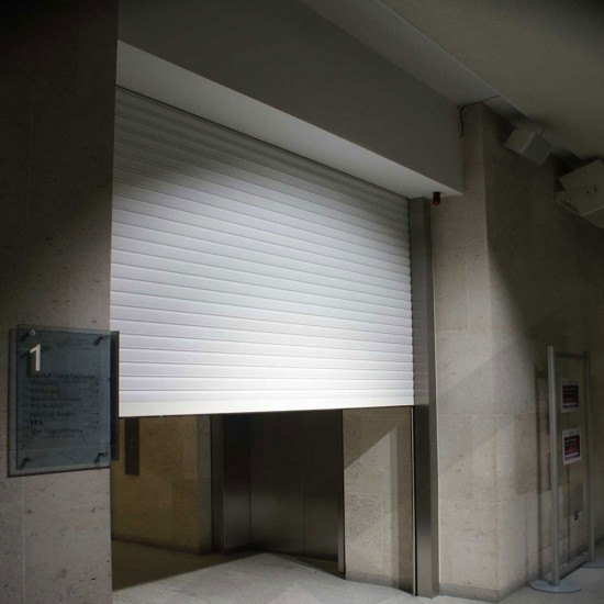 Very High Security Roller Shutters - LPS1175 Security Level 3