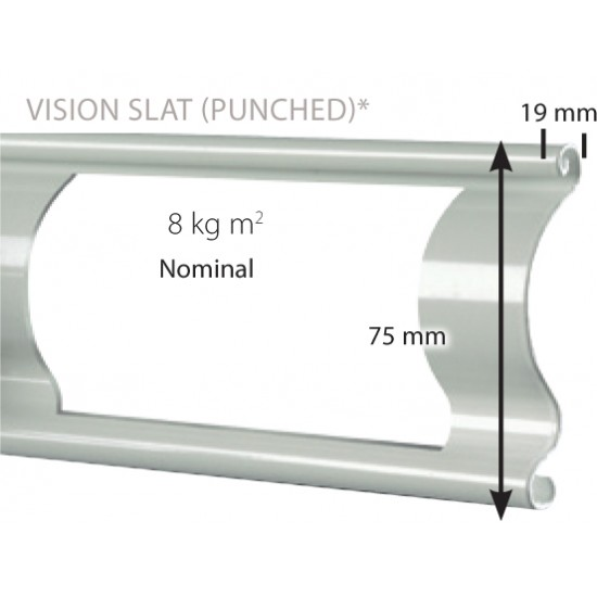 Punched Steel - 24% Vision