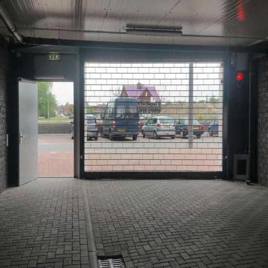 Stack Door - 80% Vision - LPS1175 Security Level 1