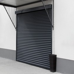 Ultra Compact Security Shutter - LPS1175 Security Level 2