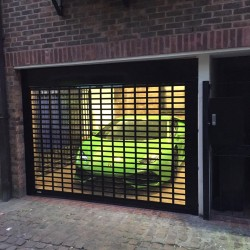 Insurance Approved - Security Level 2 Shutter