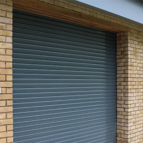 Very High Security Built In Shutter System - LPS1175 Security Level 3