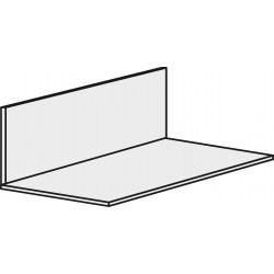 Aluminium 20mm x 30mm - Mill
