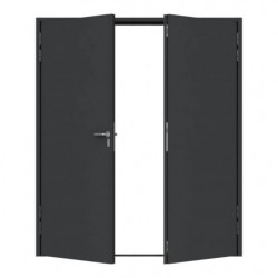 Fire Rated - Double Entry Door