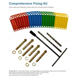 Fixing Kit - Masonry