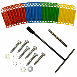 Fixing Kit - Wood