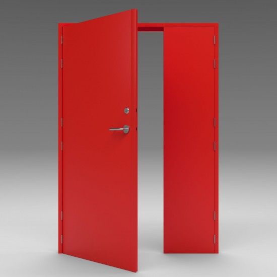 Gun Room Security Doors