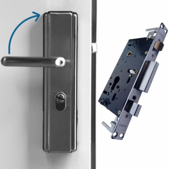 Door Handle - Emergency Escape