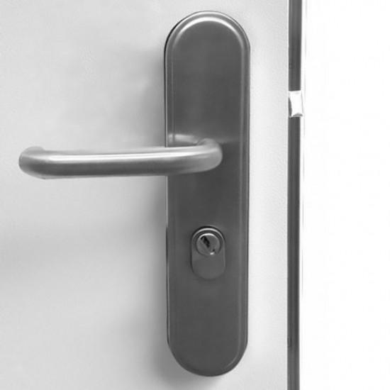 Single Sash Lock and Lever Handles