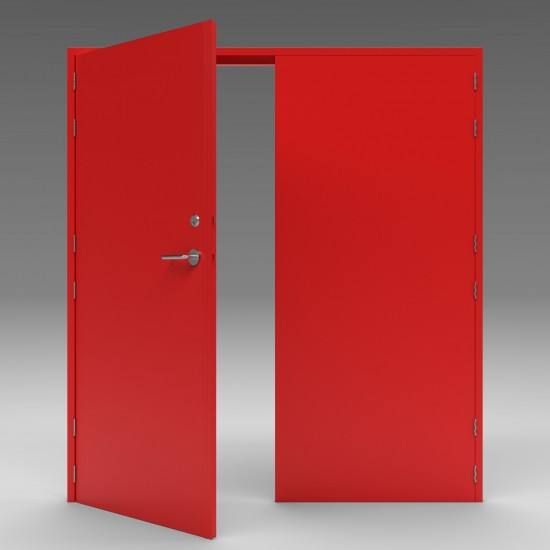 Acoustic Rated Steel Doors