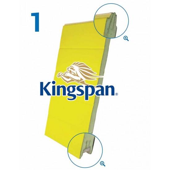 Type 'W' Kingspan Panel - Plastisol