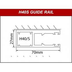 H40S Guide Rails