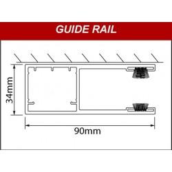 UPH250 Guide Rails