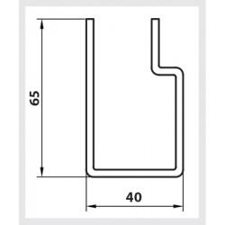 65mm Windlock Steel Guide