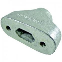 Round Head Bullet Lock Housing
