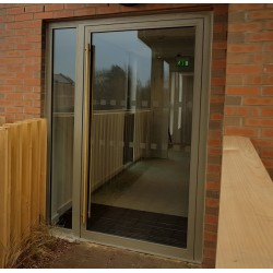 Non Fire Rated Glazed Doors Systems