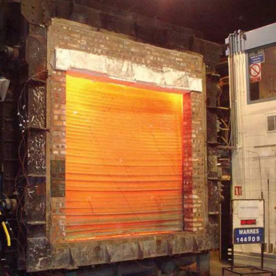 Fire Curtains - ResQ Window