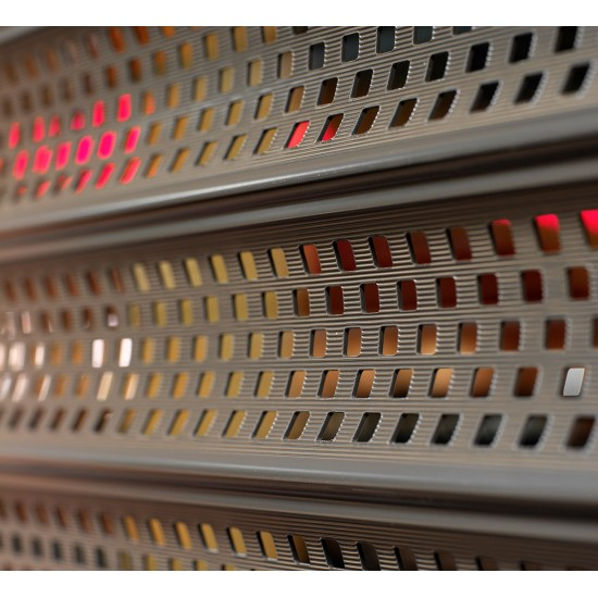Ultra Compact Bar Servery Security Shutter