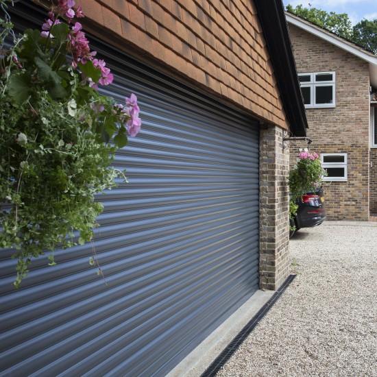Ultra Compact Roller Garage Door
