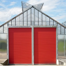 High Security Insulated Door - LPS1175 Security Level 1