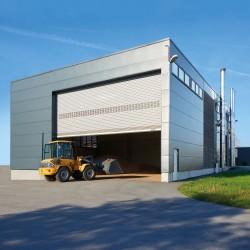 High Usage Industrial Roller Shutter Doors