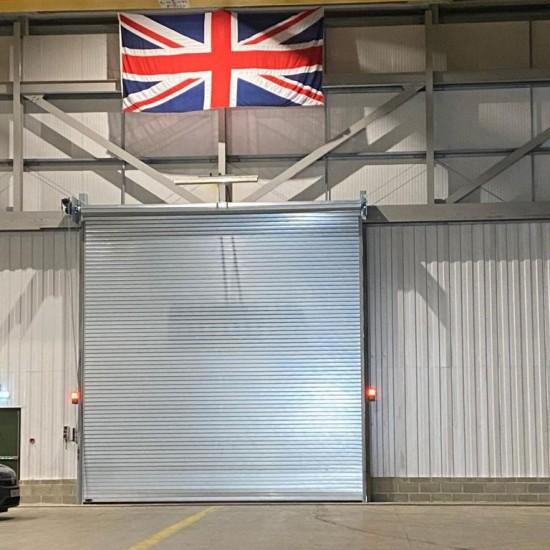 100mm Insulated Industrial Roller Shutter Doors