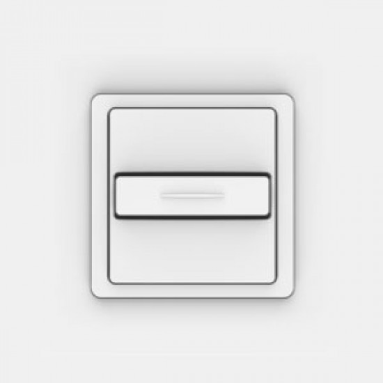 Somfy Inteo Toggle Switch - Single
