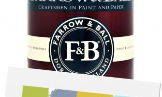 Farrow and Ball colours for Security Grilles and Roller Shutters