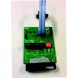 Battery Backup Fire Alarm Interface Card