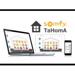 Somfy TaHoma - Home Automation System